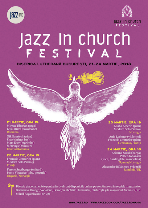 afis jazz in church festival