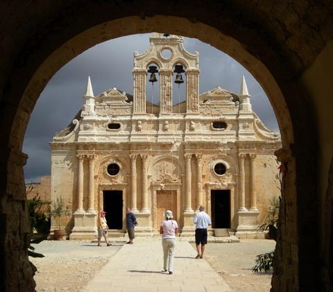 Manastirea Arkadia (2)