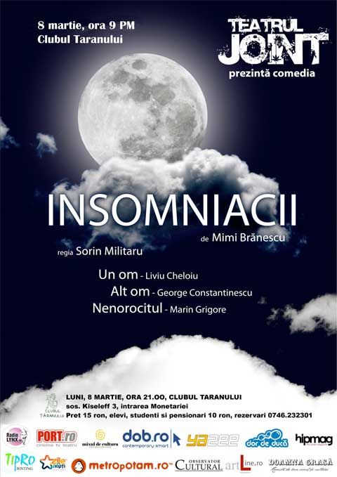 teatrul joint insomniacii