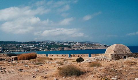 Cetatea si orasul Rethymnon