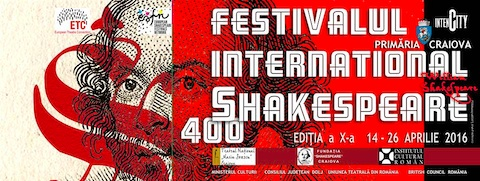 Festivalul International Shakespeare 2016