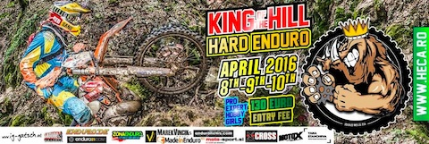 King of the Hill Hard Enduro 2016