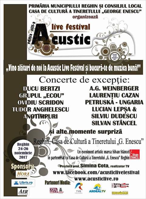 Acustic Live Festival 2017