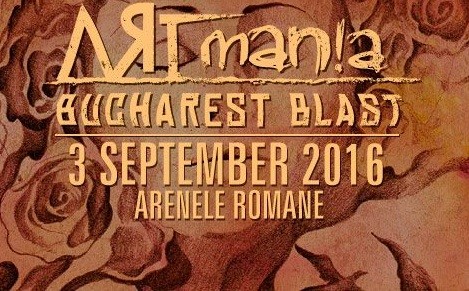 ARTmania Bucharest Blast
