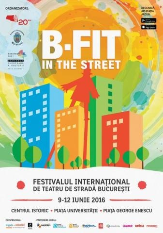 B-Fit in the Street 2016