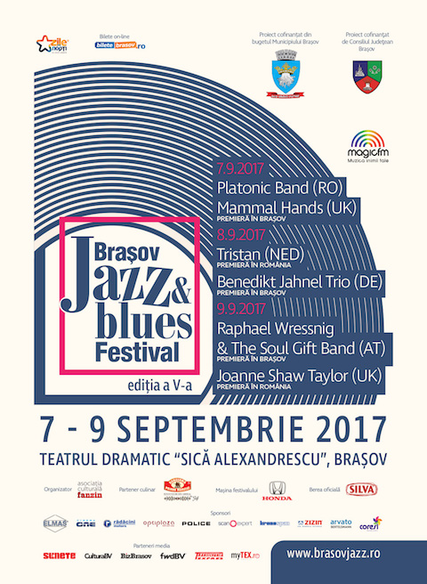 Festivalul de Jazz si Blues 2017