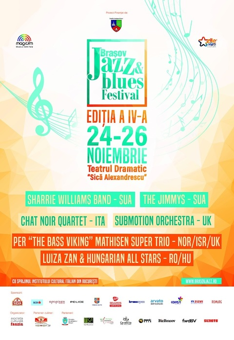 Brasov Jazz Blues Festival 2016