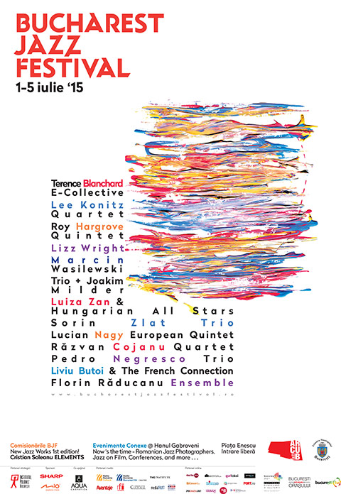 bucharest jazz festilva 2015