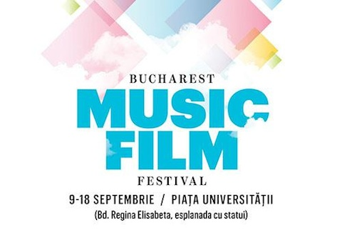 Bucharest Music Film Festival 2016