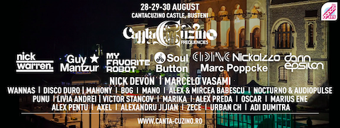 Cantacuzino Frequencies