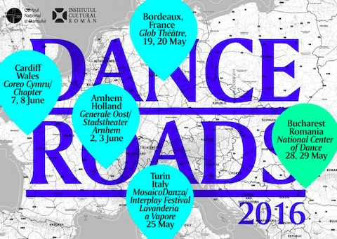 Festivalul Dance Roads