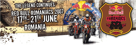 red bull romaniacs