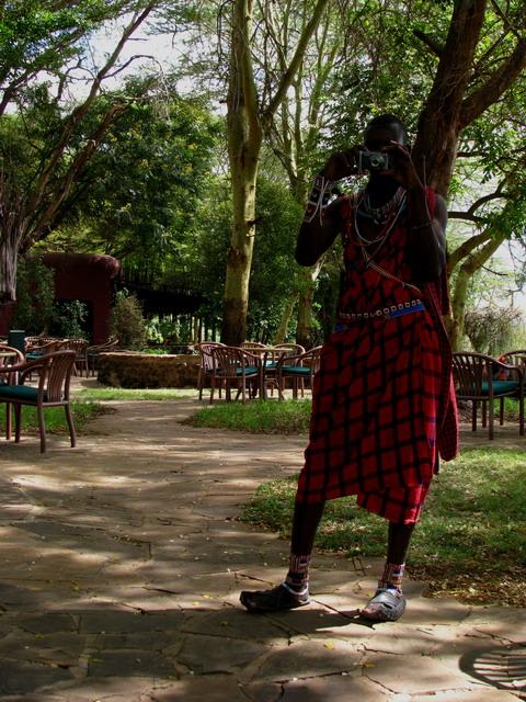 Masaiul fotograf