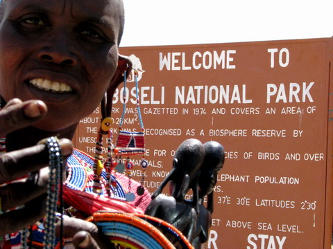 Welcome to Amboseli