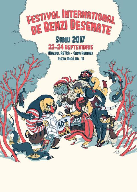Festivalul International de Benzi Desenate 2017a