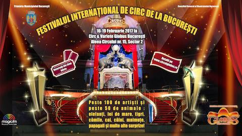 Festivalul International de Circ 2017