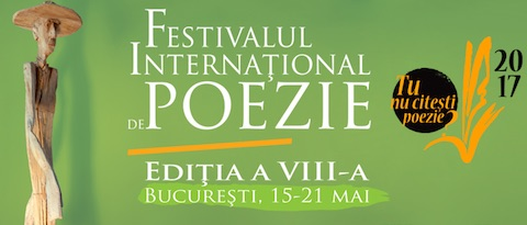 Festivalul International de Poezie 2017