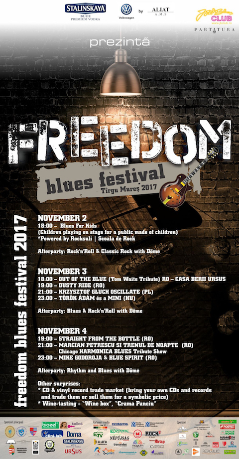 Freedom Blues Festival 2017
