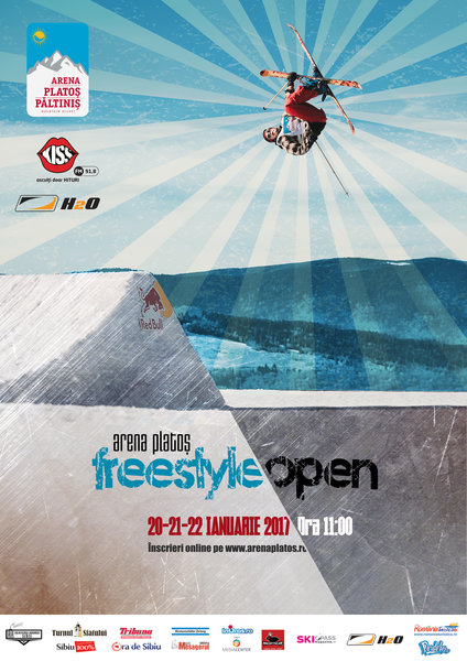 Freestyle open 2017