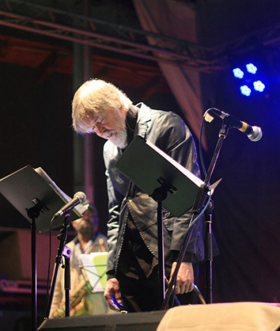 Tom Harrell in repaus