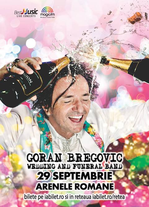 Goran Bregovic with Wedding and Funeral Orchestra 2017