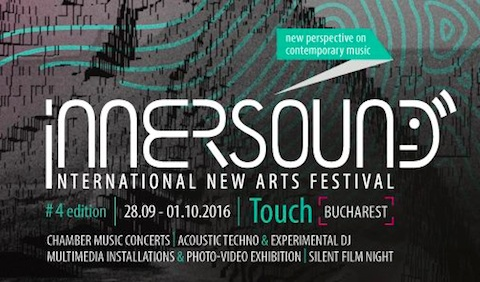 Innersound New Arts Festival 2016
