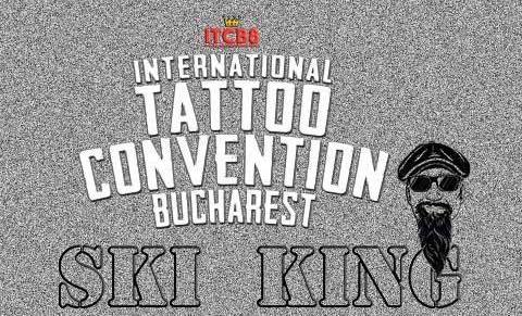 International Tattoo Convention Bucharest 2017