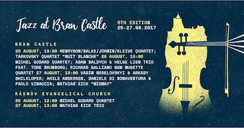 Jazz at Bran Castle 2017