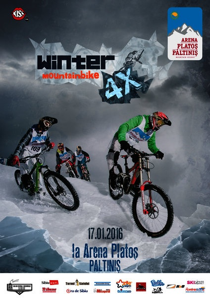 Mountain Bike Winter X Cross
