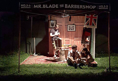 mr blade barbershop