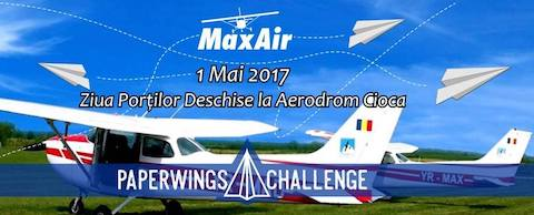 Paperwings Challenge 2017