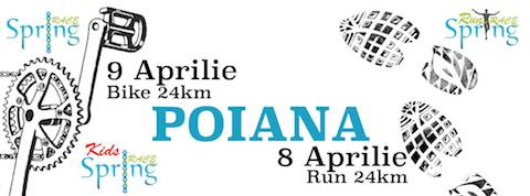 Poiana Spring Race 2017 Bike & Run