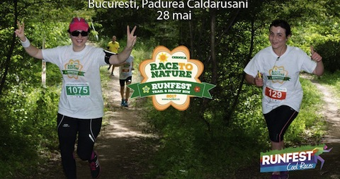 Race to Nature - Trail & Family Run 2017