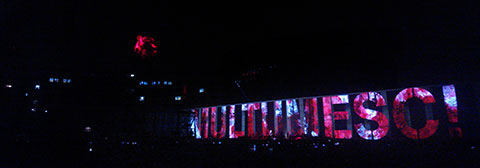 Roger Waters - the wall - multumesc