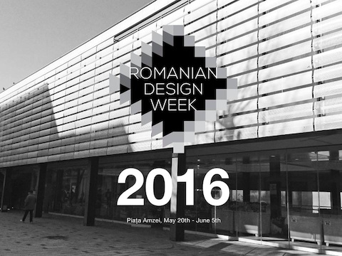 Romanian Design Week 2016