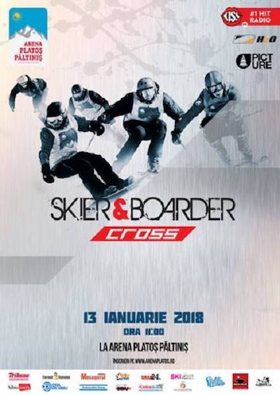 Ski & Snowboard X-Cross 2018