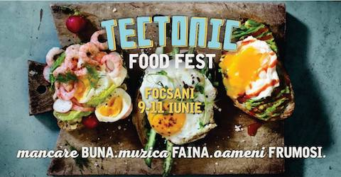 Tectonic Food Festival 2017