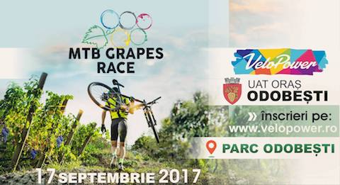 Velopower Grapes MTB Race Odobesti 2017