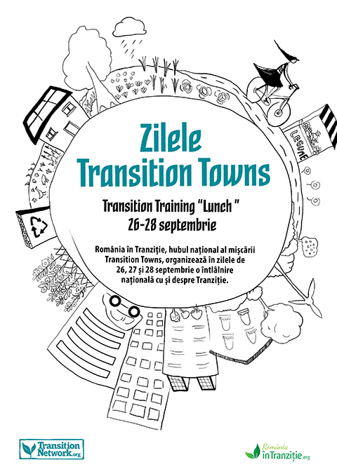 zilele transition towns