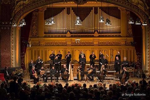 Ateneu Jordi Savall festivalul George Enescu