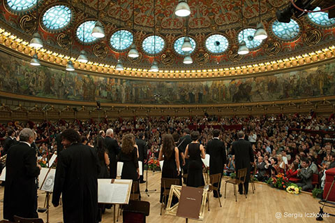 Ateneu Maxim Vengerov 2 festivalul George Enescu