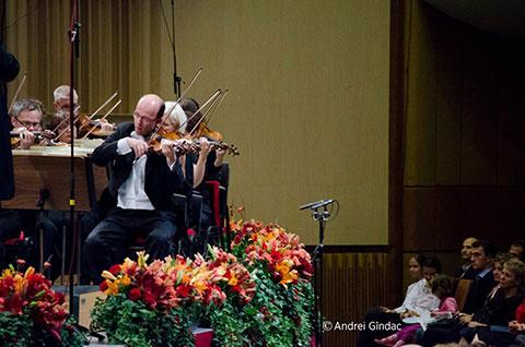 orchestra flori public festivalul George Enescu