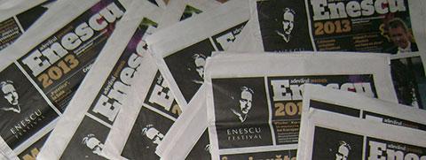 ziarul oficial al festivalului